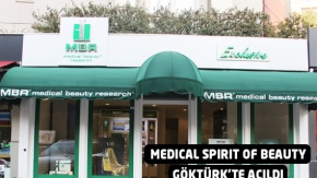 Medical Spirit of Beauty Göktürk
