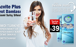 Active plus iyot damlası