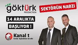 New Göktürk Production sunar
