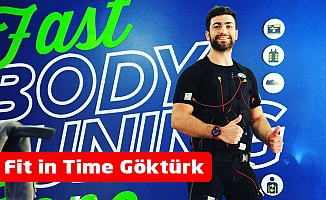 Fit in Time Göktürk