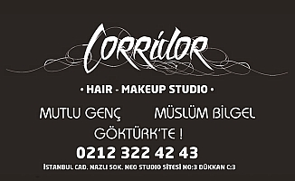 Corridor -Hair- Makeup Studio Göktürk