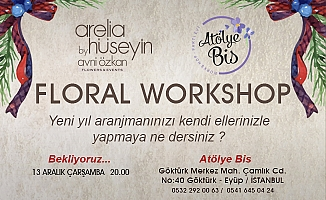 Floral Workshop - Arelia Çiçek