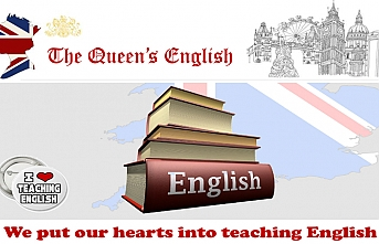The Queen's English Göktürk