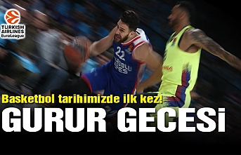 Anadolu Efes Final Four'da