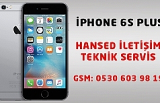 İphone 6s Plus 17 Ay Garantili