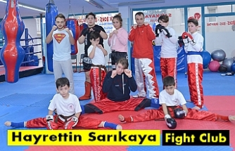 Hayrettin Sarıkaya Fight Club