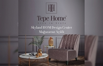 Tepe Home, Skyland Hom Design Center'da