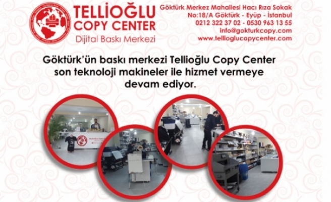 Tellioğlu Copy Center