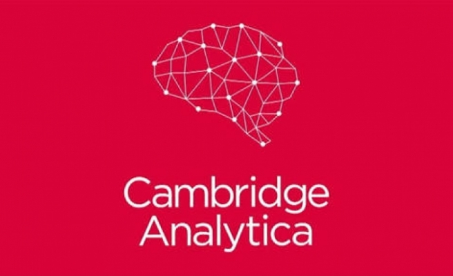 Cambridge Analytica iflas etti!
