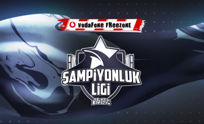 League Of Legends VFŞL 8 Haziran'da Sizlerle!